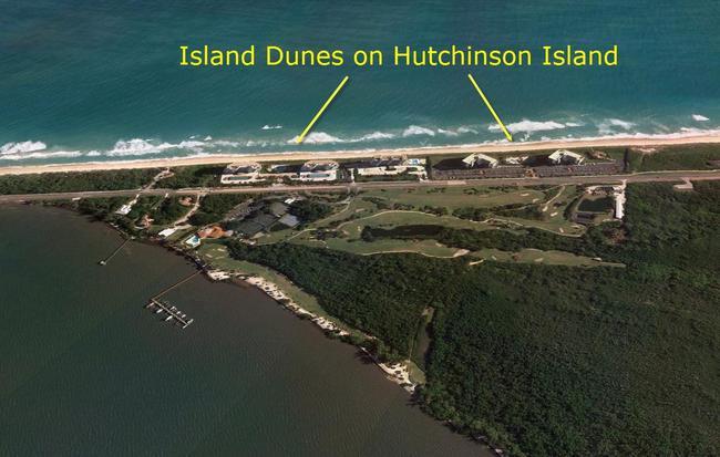 Island Dunes Condos on Hutchinson Island
