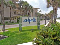 Sandpebble Condos on Hutchinson Island Stuart FL