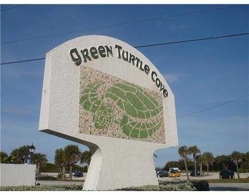 Green Turtle Cove on Hutchinson Island