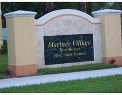 Entrance to Mariner Village Gardens