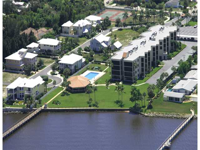Four Winds on the River Condos in Stuart FL
