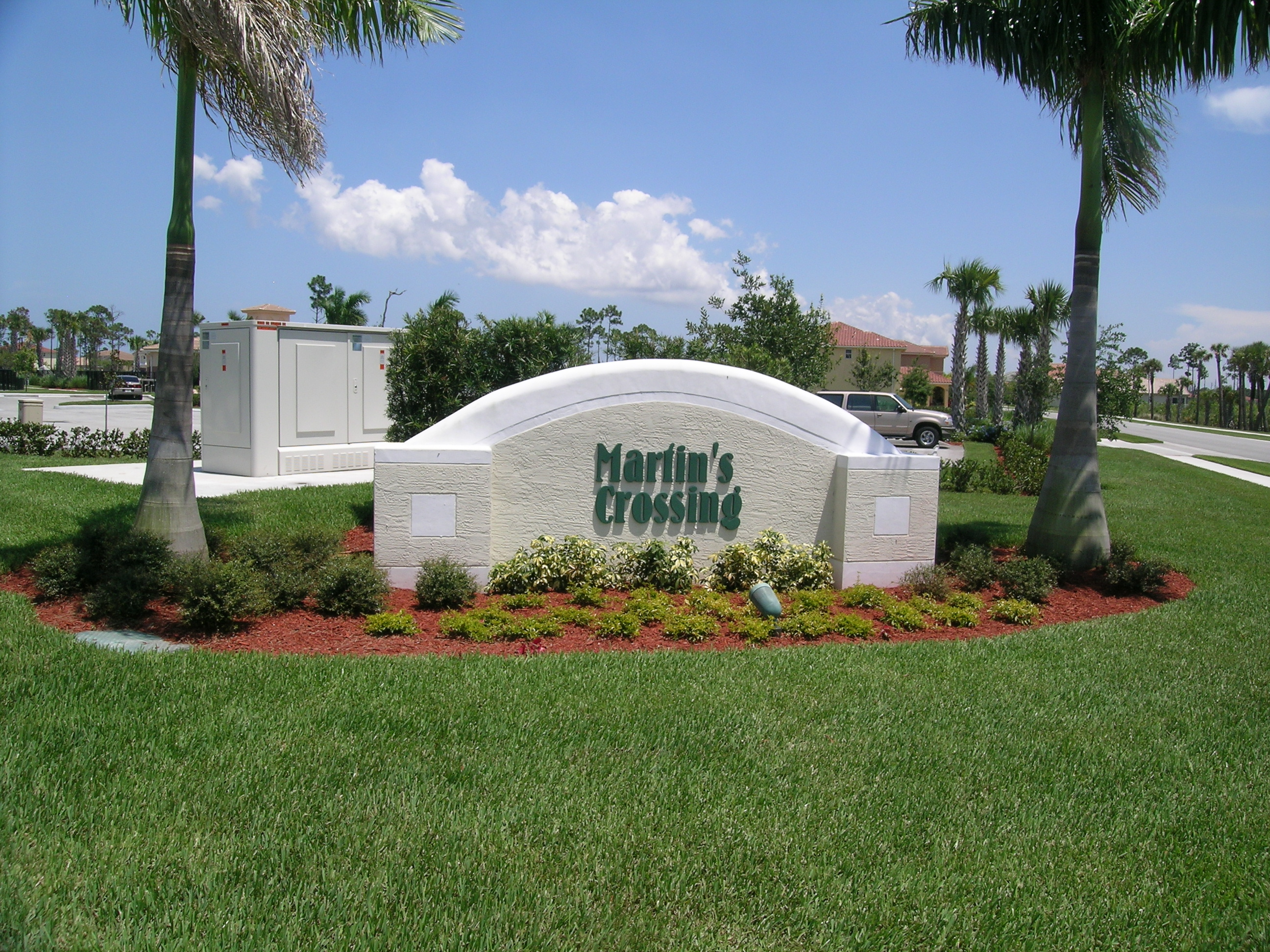 Martins Crossing in Stuart Florida