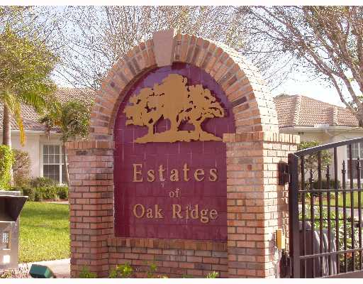 Oak Ridge in Palm City FL
