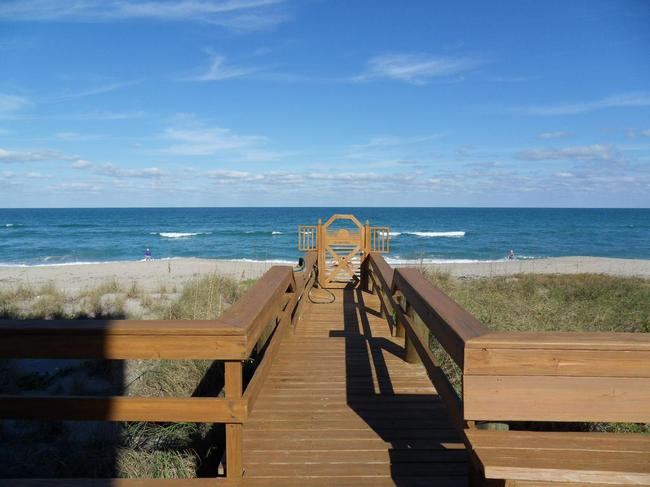 Suntide Condos on Hutchinson Island in Stuart, FL