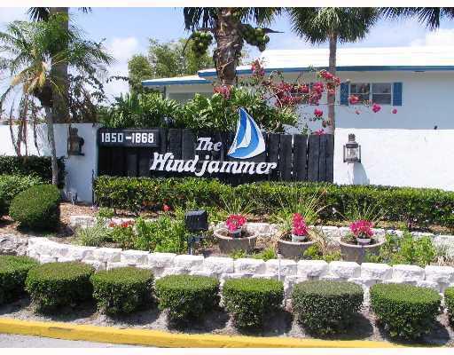 Windjammer Entrance