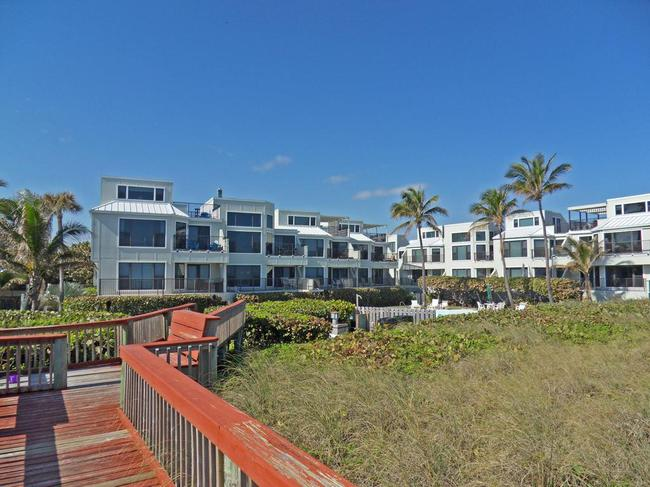 The Maritimes Condos on Hutchinson Island