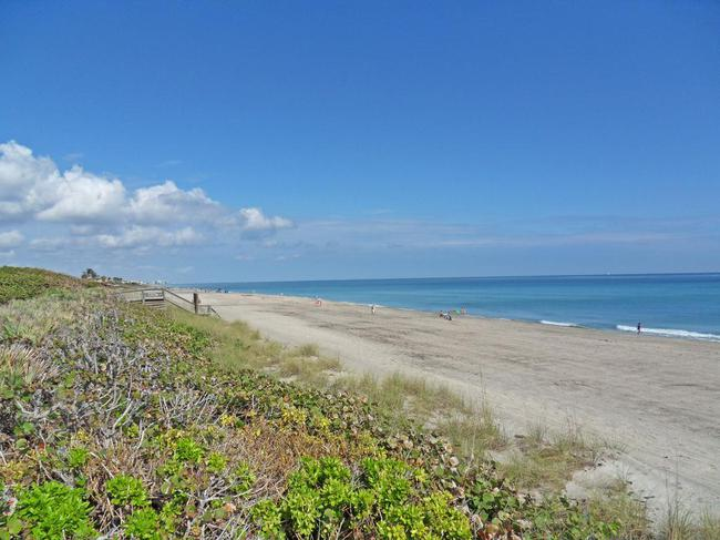 Ocean House Beach in Indian River Plantation Hutchinson Island