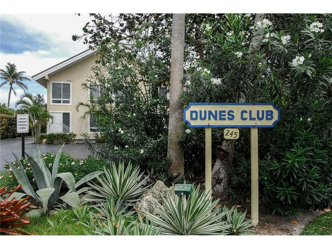 Dunes Club Condos on Hutchinson Island