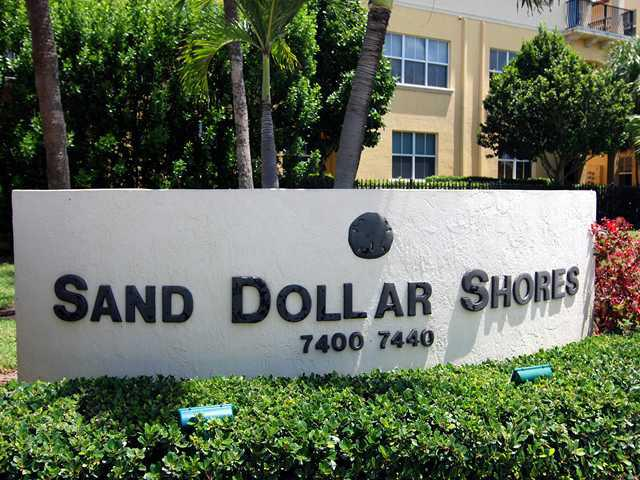 Sand Dollar Shores in Jensen Beach