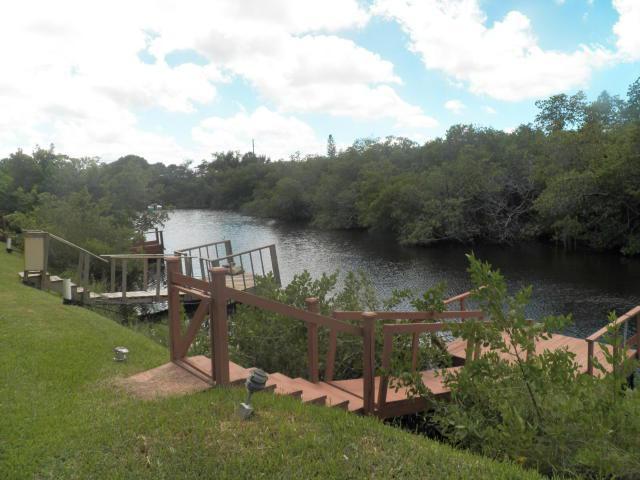 Poppleton Creek waterfront