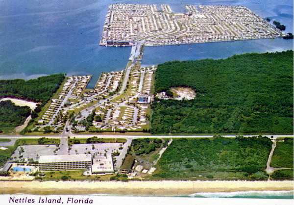 Nettles Island Florida Map.Nettles Island