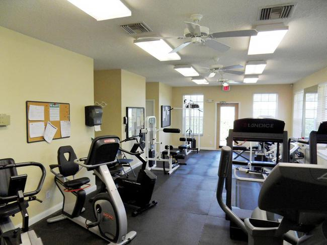 Fitness Center in Summerfield in Stuart Florida