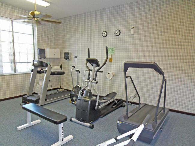 Whispering Sound Fitness Room