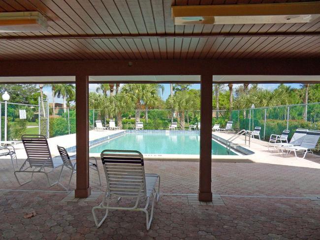 River Pines in Stuart FL  Community Pool