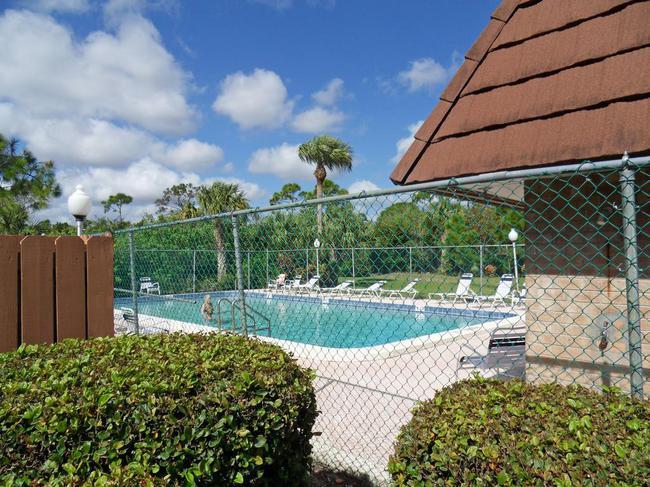 River Pines in Stuart FL  Community Pool 1 of 2