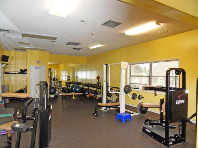 Martin Downs Sports Resort Gym