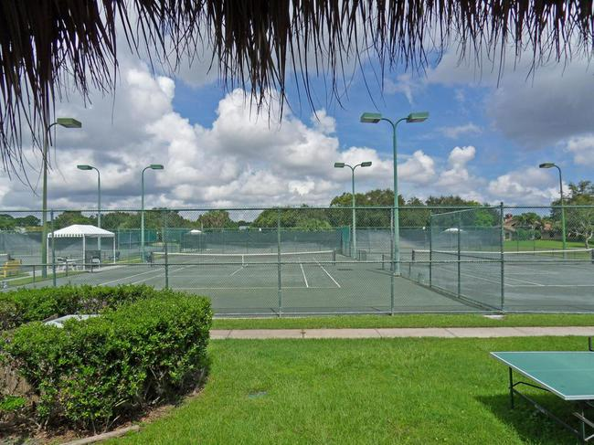 Martin Downs Sports Resort Tennis