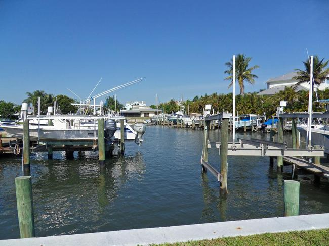 Rocky Point Estates docks