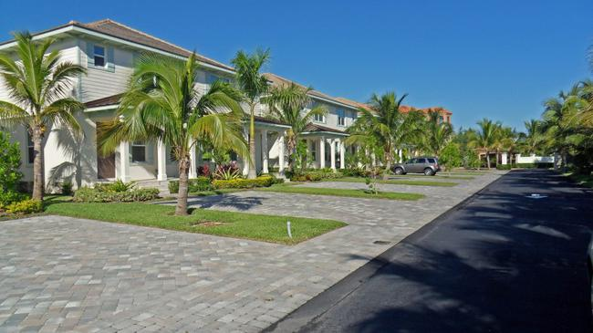 Tradewinds townhomes