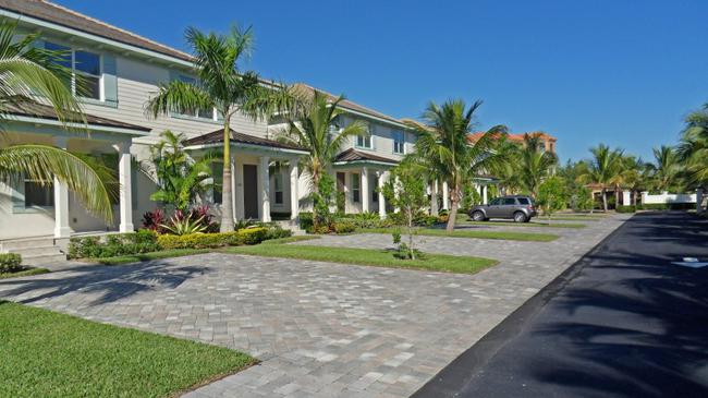Parking for Tradewinds townhomes