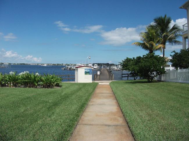 Snug Harbor West Waterfront