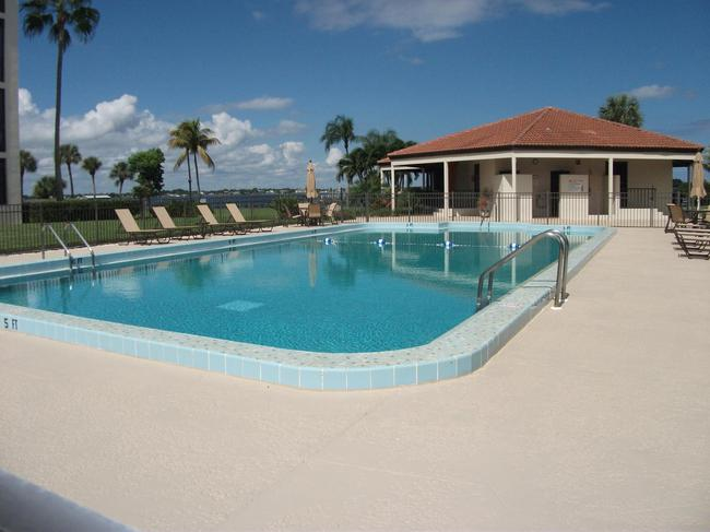 Snug Harbor West Pool and Clubhouse