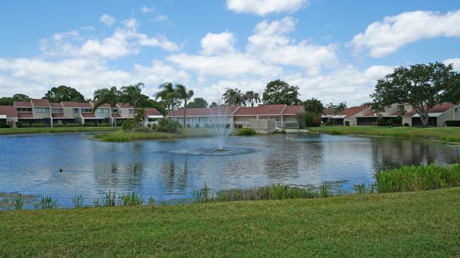 Lake Village / Crossings Center Lake